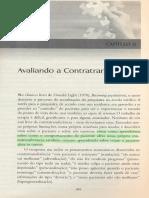 Avaliando a Contra-Transferência (Capítulo 11 Livro Superando a Resistência Em Terapia Cognitiva)