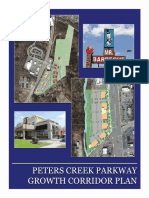Peters Creek Parkway Growth Corridor Plan