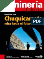 Minería Chilena - Abril 2015