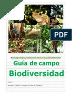 Visita de Campo - Cultura Ambiental