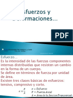 Instrumentación Industrial (Esfuerzos y Deformaciones)