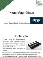 fitas magneticas