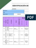 Formato Matriz de Peligros GTC 45