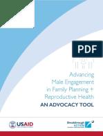 Advancing Male Engagement