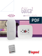 Aparatos Electricos Galica 2 LUMINEX