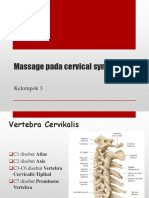 34232_Massage Pda Cervical Syndrome