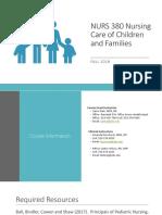 1.Intro to Pediatric Nursing