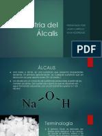 INDUSTRIA ALCALIS