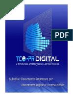 TCE-PR Digital - Apresentação 12-11-2009