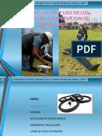 Drone y supervicion de obras
