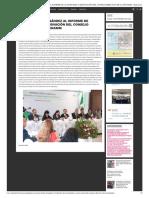 ASISTE LAURA FERNÁNDEZ AL INFORME DE ACTIVIDADES Y RENOVACIÓN DEL CONSEJO DIRECTIVO DE LA FENAMM – Reporte24