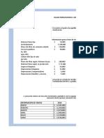 Taller Presupuesto
