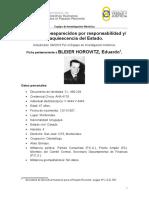 Ficha de Eduardo Bleier