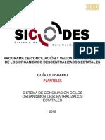 Guis Sicodes Planteles