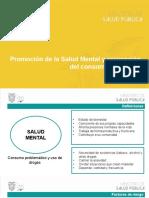 Presentación de Salud Mental, Tabaco,Alcohol