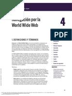 Navegacio Por La Word,Wide,Web