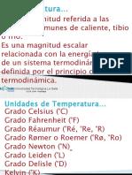 Instrumentación Industrial (Temperatura)