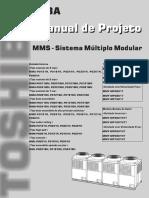Manual de Projeto Mms Toshiba