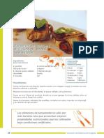 Paquetes de Zucchini Rellenos de Ricota Saborizada