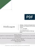 Historiografía Paraguaya