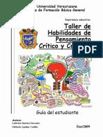 Habilidades Del Pensamiento Critico y Creativo Ccesa007