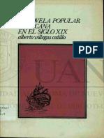 la novela popular.PDF