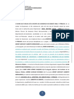 ACTA SUCINTA 01080-2015-00268 Robo Agarvado
