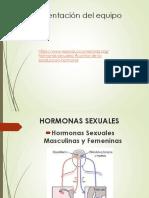 Hormonas y Glandulas