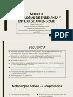 2 Parte Módulo Metodologias de Enseñanzas