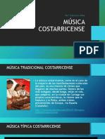 Ppt Fran Música Costarricense