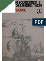 Pirenne Historia Economia y Social