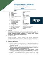 V Silabo Eco y Desarrollo Civil 2019-1