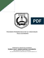 Cover Panduan Pola Rekrutmen Staf