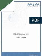PML Publisher User Guide 1.0