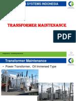 M. Transformer Maintenance