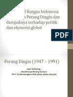 Peran aktif Bangsa Indonesia pada masa Perang Dingin.pptx