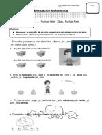 Prueba Matematica Ubicación  y conceptos izquierda y derecha.docx