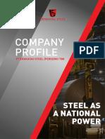 PT Krakatau Steel ( Persero ) Tbk