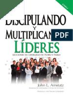 Discipulando y Multipicando Líderes
