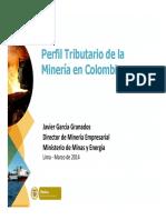 Perfil Tributario de la mineria en Colombia.pdf