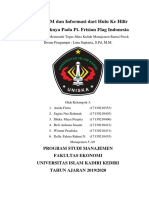 Studi Kasus Scm PT. Frisian Flag Indonesia