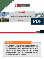 Modulo Administrativo Epss 23062017
