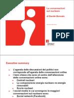 Bennato-Le Conversazioni Sul Nucleare in Italia