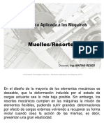 Muelles y Resortes