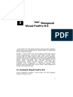 Mengenal Visual FoxPro