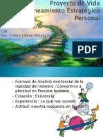 Proyecto de Vida PPT Textual