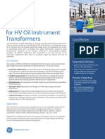 Services HV Oil Instrument Transformers 1625 2017 En