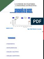 Analisisi cuantitativo de cromatografia de gases