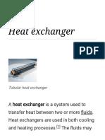 Heat Exchanger - Wikipedia