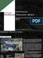 Studi Preseden Museum Aceh